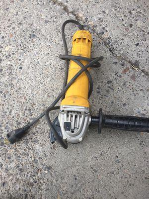 """Dewalt 4 1/2"""" grinder for Sale in Prineville, OR"""