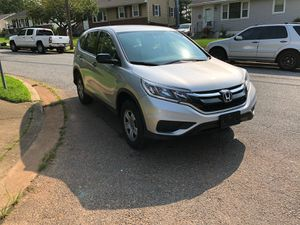 Honda CRV 2016 for Sale in Hyattsville, MD