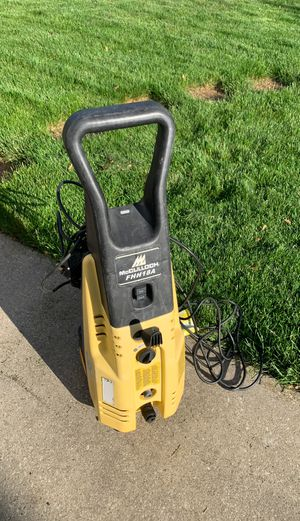 McCulloch FHH18A 1160psi pressure washer for Sale in Glendale Heights, IL