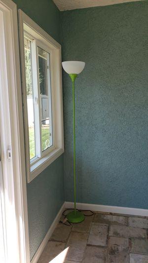 Tall floor lamp for Sale in Manteca, CA