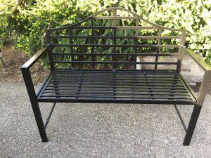 Metal Bench for Sale in Clackamas, OR
