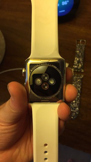 Apple Watch series 2 42 mm stainless. for Sale in Fort McDowell, AZ