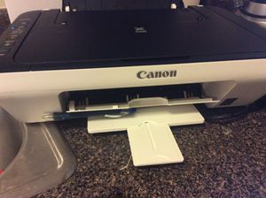 Cannon Pixma Printer and Scanner black and color for Sale in Forest Heights, MD