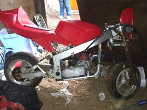 (2) 49cc pocket bike for Sale in Sumner, WA