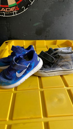Nike and vans for nuka for Sale in Torrance, CA