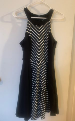 Xoxo black and white dress for Sale in San Diego, CA