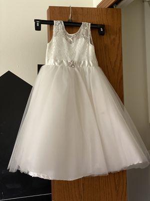 Flower girl dress for Sale in Farmington Hills, MI