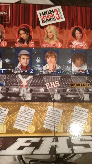 High School Musical board game for Sale in White Lake charter Township, MI