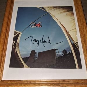 Tony Hawk Photo - Autographed for Sale in Lewisville, TX