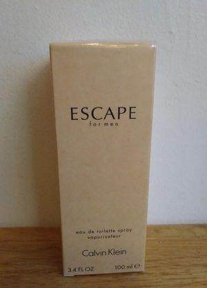 Perfume Escape para hombre for Sale in Reedley, CA