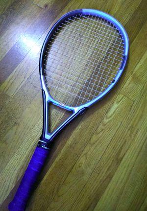 "Wilson Triad-3 Tennis Racket 115"" Headsize 4 5/8 Grip for Sale in Norwalk, CT"
