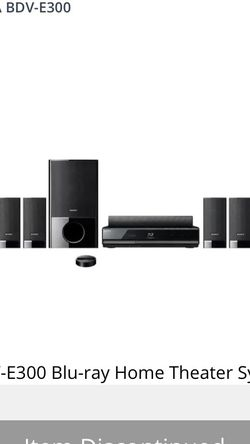 SONY 7 Speaker Home Theatre System for Sale in Tampa,  FL