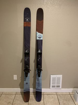 Armada tracer ski with Salomon warden binding for Sale in Ronald, WA