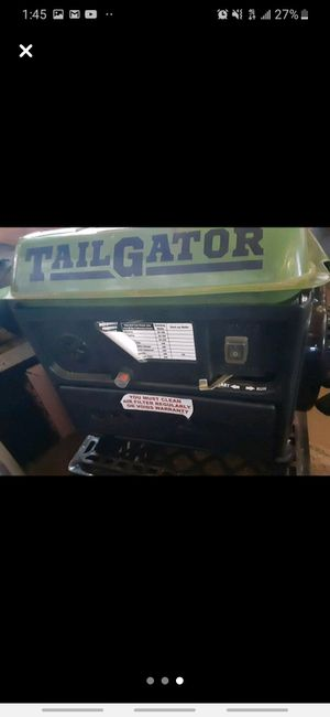 TAILGATOR GENERATOR EASY REPAIR for Sale in Merced, CA