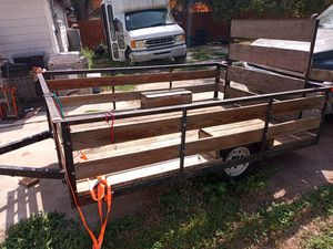 Utility trailer for Sale in South Houston, TX