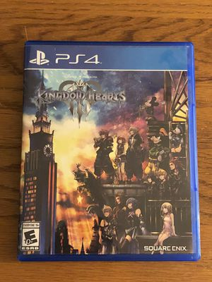 Kingdom Hearts series for Sale in Apple Valley, CA