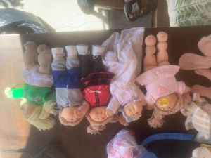 1972 cabbage Patch dolls set for Sale in Vallejo, CA