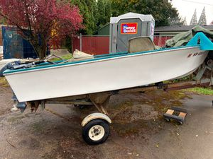 Fishing boat firm price lots of interest for Sale in Vancouver, WA