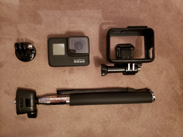 GoPro Hero 7 Black - Like New used few times.