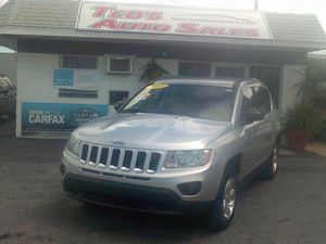 2013 Jeep Compass for Sale in St. Petersburg, FL