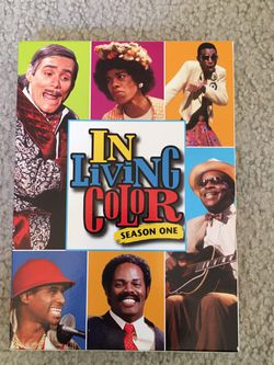 In Living Color DVDs Season one 3 Discs for Sale in Issaquah,  WA
