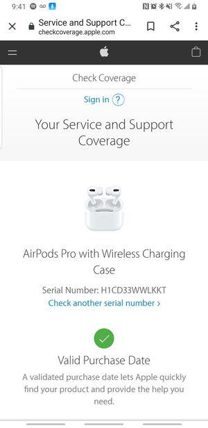 Airpod Pros for Sale in Tempe, AZ