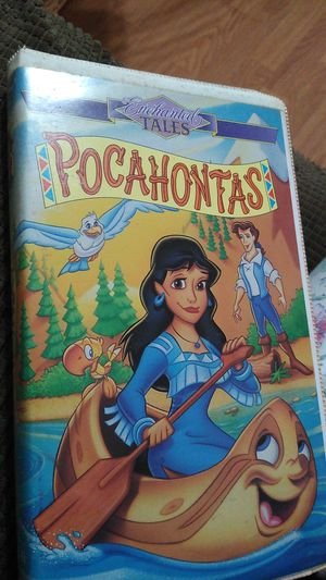 Movie of pocahontas for Sale in Zephyrhills, FL