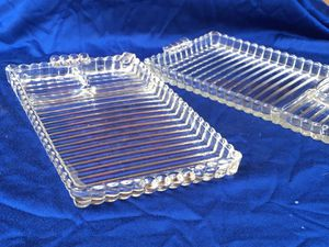 2 Vintage Relish Trays for Sale in Naperville, IL