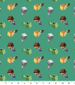 Minecraft Cotton Fabric for Sale in Culver City, CA