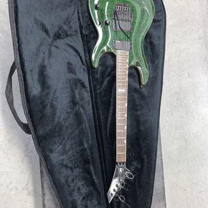 ELECTRIC GUITAR ESP LTD MH-301 Green for Sale in Washington, DC