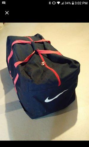 ~ Nike HUGE Canvas Duffle Bag ~ for Sale in Sicklerville, NJ