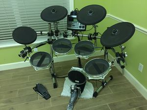 Electronic Drumset Pintech with Roland Module TD-8 for Sale in Gainesville, FL