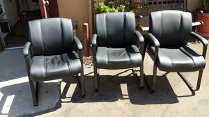 Leather office chairs for Sale in San Diego, CA