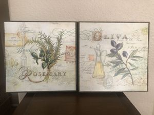 Pier 1 Frames Home Decor Set for Sale in Chula Vista, CA