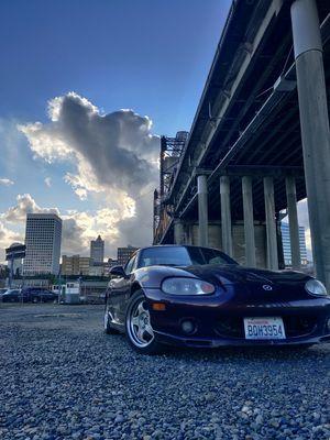 2000 Mazda Miata limited edition for Sale in Tacoma, WA