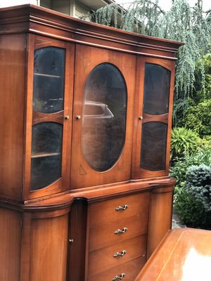 Antique hutch for Sale in Chantilly, VA