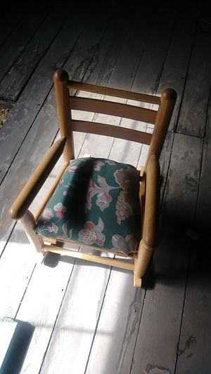 Kids rocking chair for Sale in Chicago, IL