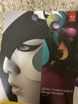 Adobe Creative Suite 6: Photoshop and Indesign and more for Sale in Bothell, WA