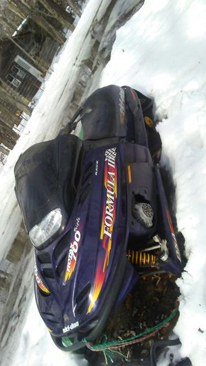 98 skidoo formula 700 tripple for Sale in PA, US