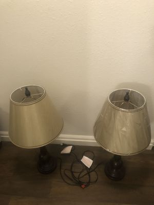 Brand new lamps for Sale in Las Vegas, NV