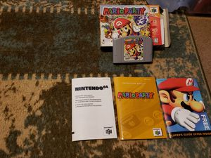 Mario Party N64 game for Sale in Naugatuck, CT