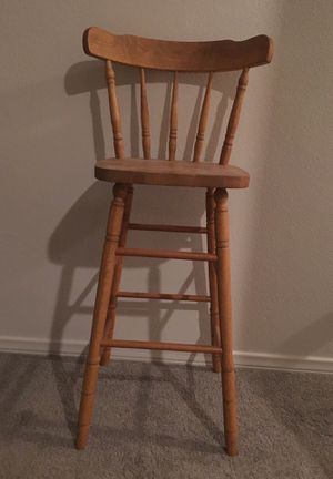 Bar Stool-wood for Sale in Palmdale, CA