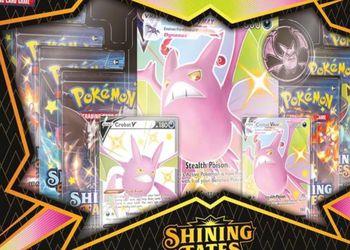 Pokémon TCG: Shining Fates Premium Collection (Shiny Crobat VMAX) for Sale in Henderson,  NV