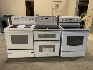 New stove!! $39 DOWN NO CREDIT CHECK for Sale in Houston, TX