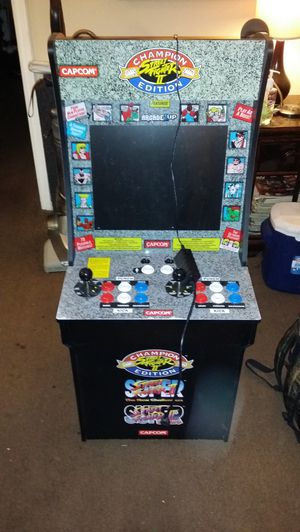 Street Fighter 3n1 arcade game for Sale in Fort Worth, TX
