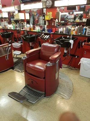 4 chair barbershop setup. for Sale in Kansas City, MO