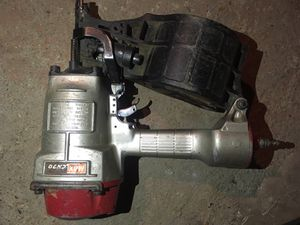Fence roof nail gun nailer cash $165 for Sale in St. Louis, MO