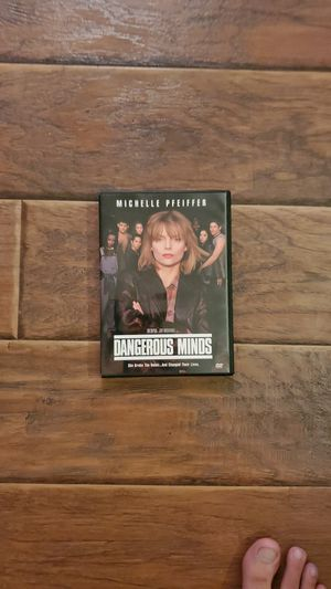 DVD - Dangerous Minds for Sale in San Clemente, CA