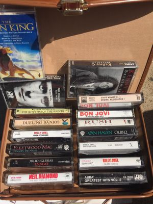Cassette Tape Extravaganza for Sale in St. Louis, MO