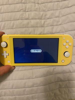Nintendo Switch Lite for Sale in Bakersfield, CA